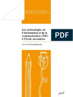 Les Technologies de l'Information Et de La Communication Tic