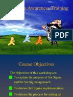 7008191-Six-Sigma-Awareness-Training.ppt