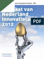 Staat Nederland Innovatieland 2012