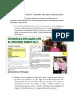 Descripción del Material y método aplicado en la educación (1).docx
