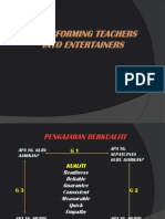 Dr. Roselan (3) SISC + APPROACH TO TEACHING