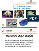 5º Clase -Mineralogía Sistemática - Parte 3 (Cromatos)
