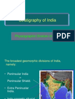 Stratigraphy of India