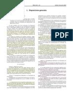 Decreto 133:2005 Boletín Andalucía
