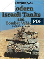 Tanks Modern Israeli Tanks and Combat Vehicles.pdf