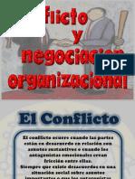 Capituli # 7 Conflicto y Negociacion Organizacional