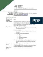 UT Dallas Syllabus for ba2301.0u1.08u taught by Matthew Polze (mmp062000)