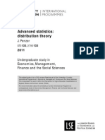 LSE_Distribution Theory.pdf