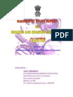 Diagnostic Study Report of Bearing & Beraing Cluster - Jaipur