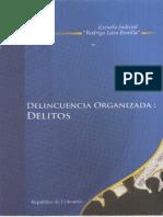 Delincuencia Organizada Delitos - Escuela Rodrigo Lara Bonilla