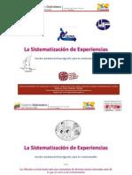 La Sistematizacion de Experiencias Una Herramienta de Investigacion Para La Transformacion
