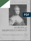 Europa Si Despotii Luminati