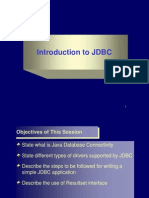 24_Introduction to JDBC