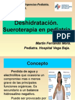 Sueroterapia en Pediatría
