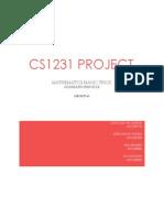 Cs1231 Project
