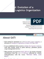 GATI Case Study Solution
