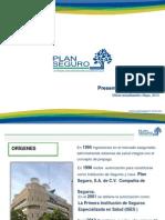 Plan Seguro Corporativo 2013