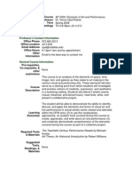 UT Dallas Syllabus for ap3300.001.08s taught by Venus Reese (vor031000)