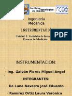 Trabajo de Instrumentacion Unidad I