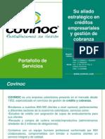Covinoc Portafolio 2013 v 5
