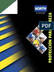 Catalogo North Cascos 2012