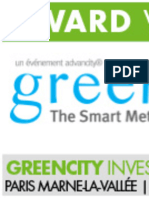 Save Innovations awarded at Green City Investment Forum - Nov 18th 2014