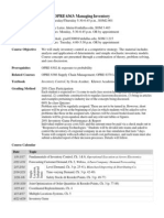 UT Dallas Syllabus for opre6363.501.08s taught by Holly Lutze (hsl041000)