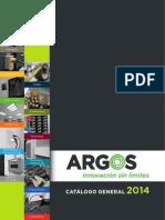 ARGOS Catalogo 2014