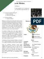 Fuerzas Armadas de México - Wikipedia, La Enciclopedia Libre