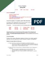 UT Dallas Syllabus for math2417.001.08s taught by Bentley Garrett (btg032000)