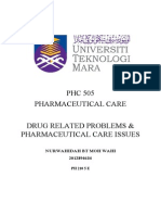 Drug Related Problems