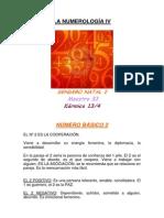 Numerologia IV