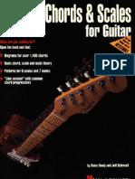 Metodo de Guitarra. Acordes y escalas.