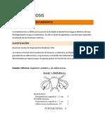 Endometriosis Clasificación y Tratamiento
