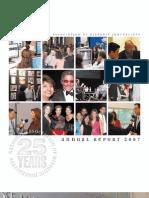 2007 NAHJ Annual Report