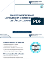 Prevencion Cancercolon Rectal