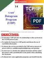 UDP PROTOCOL Chap-14