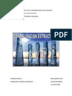 Configuración Horizontal y Vertical de Estructuras