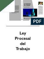 Ley Procesal Del Trabajo - Fernando Elias Mantero