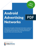 Android Advertising Networks