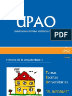 Arquitectura y Sociedad