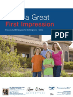 Making a Great First Impression Book   Las Vegas Home Dream Team