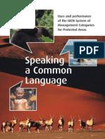 Speaking Common Language