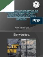 Suministro Energético de Equipos Mina