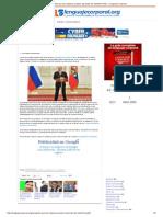 Un Gesto Que Las Mujeres Pueden Aprender de Vladimir Putin - Lenguaje Corporal