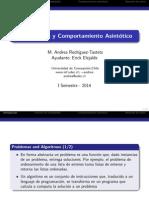 Fundamentos 1 - Analisis de Algortimos