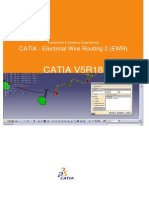 CATIA - Electrical Wire Routing 2 (EWR)