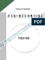 Punktal PK-TS2192 Slim Manual de Servicio