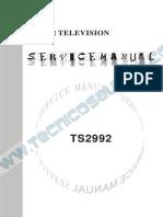 Punktal PK-TS2992 Slim Manual de Servicio