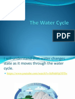 the water cycle mrs  gubler 4th grade